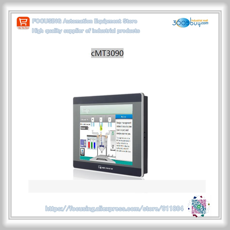 Oringal New in box for 9.7 inches touch panel CMT3090 HMI pws5610s s 5 7 inch hitech hmi touch screen panel pws5610s s human machine interface new in box fast shipping
