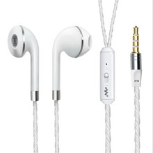 Desxz Earphones Headphones Super Bass Headset Wire Stereo Headset In ear earbuds with mic airpods For Phone MP3 fone de ouvido