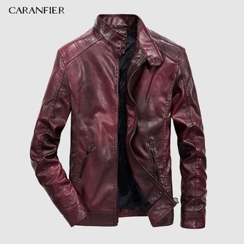 Faux Leather Jacket 3