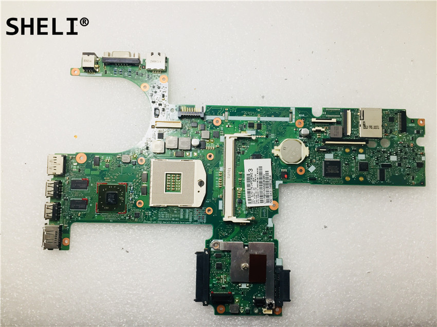 SHELI For HP 6450B 6550B  Motherboard 613297-001