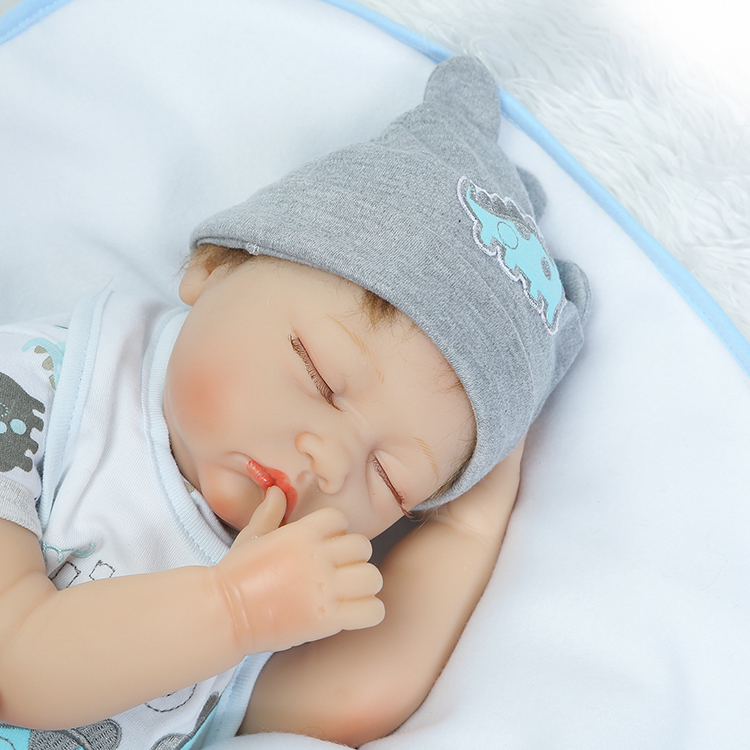 NPKCOLLECTION boy sleeping dolls reborn 22inch 55cm soft silicone reborn baby dolls for sale children gift toy dolls bonecasNPKCOLLECTION boy sleeping dolls reborn 22inch 55cm soft silicone reborn baby dolls for sale children gift toy dolls bonecas