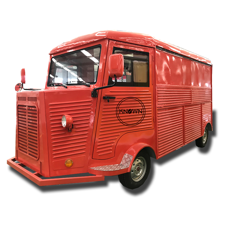 new arrival electric food truck,CITROEN food truck/mobile food cart price