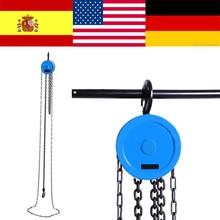 1 комплект переносная цепь шкива блок цепной лебедки кабель ручного управления шкив крана ручной блок подъемный сплав стальной шкив Подъемные Инструменты