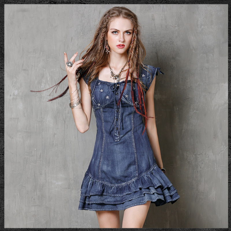 Online Buy Wholesale embroidered sundress from China ...