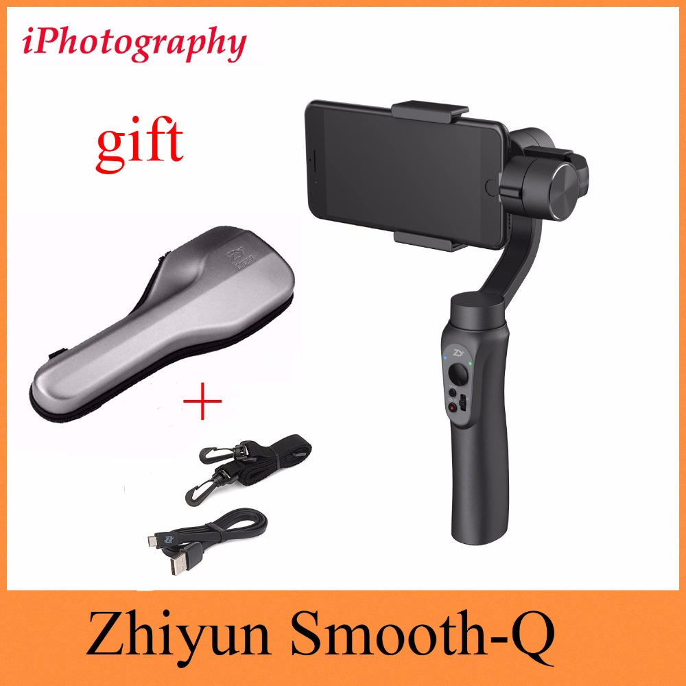 Zhiyun Smooth Q,Smooth Q Handheld Gimbal Stabilizer for Smartphone for iPhone 7 6s Plus S7 S6,and sale Zhiyun Smooth 4 Gimbal