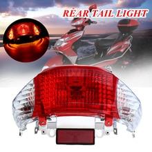 1 шт. мотоциклетные Gy6 скутер 50cc задний свет сигнала поворота Индикатор лампы для китайских Taotao Солнечный автомобильные аксессуары