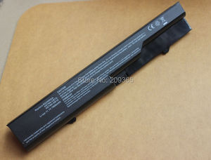 Image 2 - 9 hücreleri 6600 mAh Laptop HP için batarya ProBook 4320 4325 s 4320 s 4321 525 s 4321 s 4520 s 4320 4326 s 4420 s 4421 s 4425 s 4520 620 625