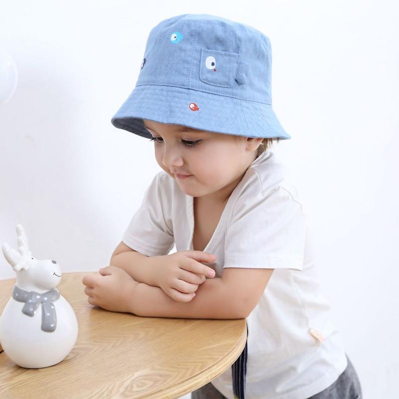 2018 Gorąca sprzedaż rybaka w capsummer dzień Chłopcy dziewczęta - Odzież dla niemowląt - Zdjęcie 2