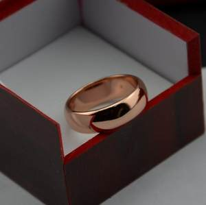 DrBonham 6mm Rings For Women men Wedding lovers