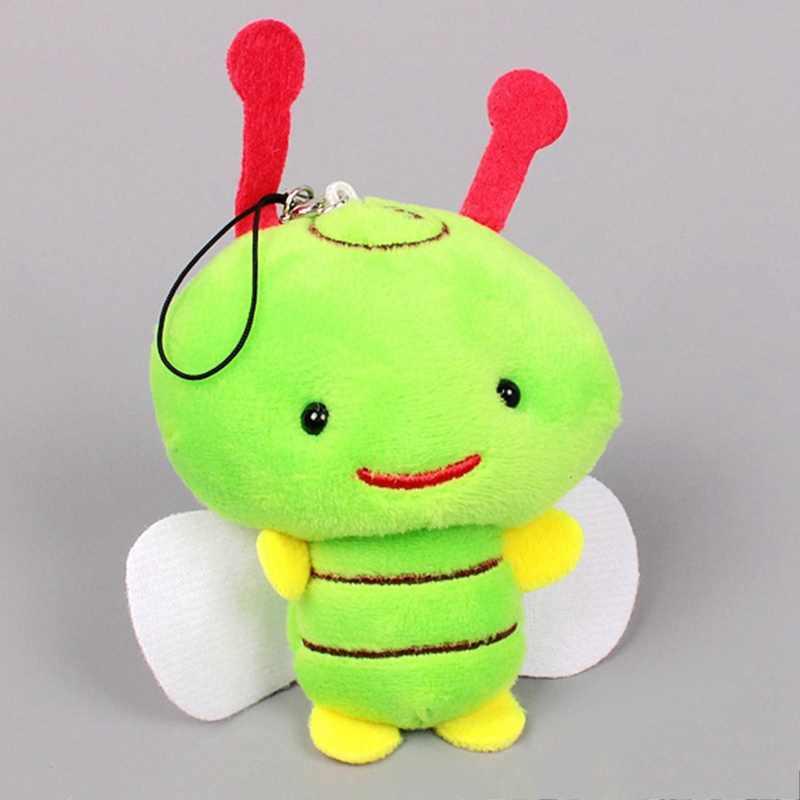 Chaveiro Presente bonito Babay Abelha Animal Boneca de Brinquedo de Pelúcia Kawaii Multi Cores Bonitas 8 CENTÍMETROS Mel de ABELHA de Pelúcia Recheado boneca de brinquedo