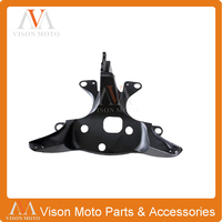 Motorcycle Front Light Headlight Upper Bracket Pairing For YAMAHA YZFR6 YZF R6 YZF R6 1999 2000 2001 2002 99 00 01 02