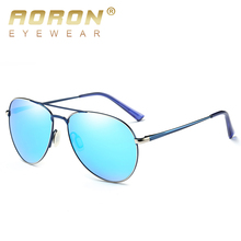 AORON Brand Men Sunglasses Fashion Polarized Sports Women  Eyewear Accessories Driving Sun glasses Vintage Gafas De Sol A310