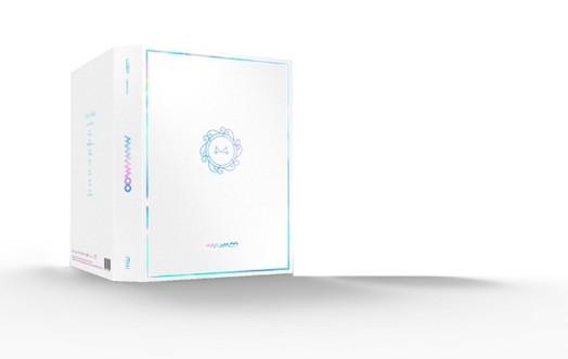 MYKPOP 100 OFFICIAL ORIGINAL MAMAMOO MINI9 WHITE WIND Album Set CD Photo Book KPOP Fans