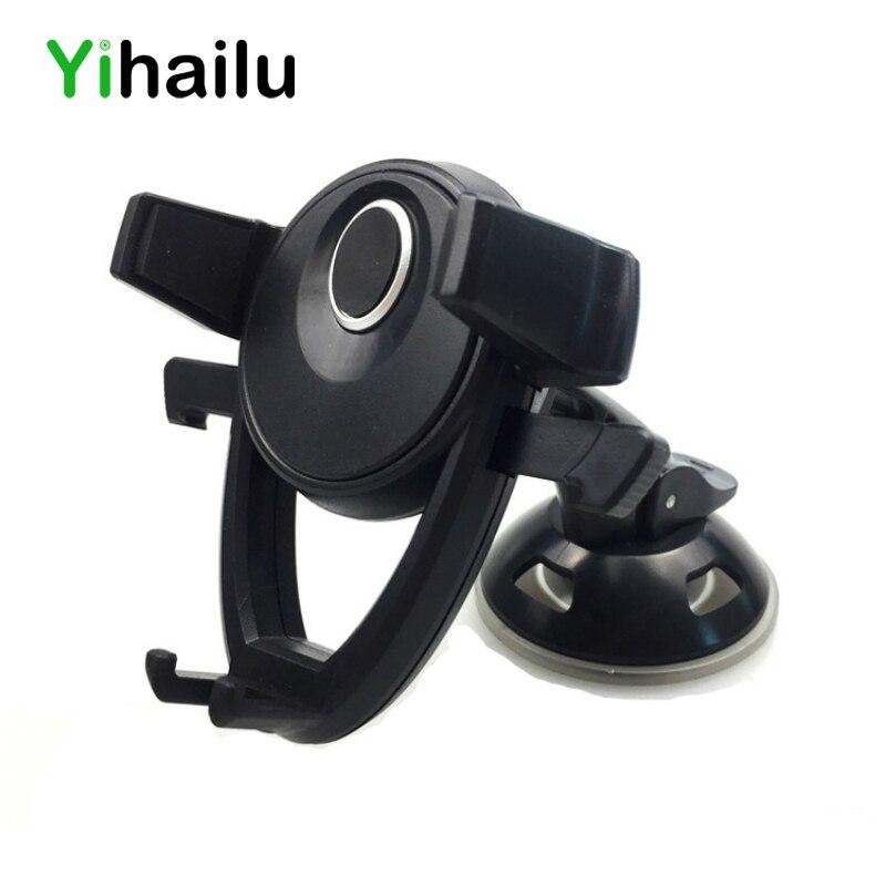 Mini Suporte Do Telefone Do Carro Clipe Magnético Celular GPS Estande Otário Suporte de Montagem para iPhone Samsung Huawei Xiaomi LG Sony Moto