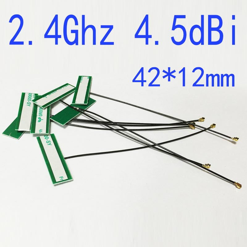 1pc 2.4ghz 4.5dbi Internal Antenna Ipex Omni Wifi Antenna Aerial For Ieee802.11b/g/n Bluetooth #2 Antena Wifi Router We Take Customers As Our Gods