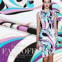 El arte de tela de moda 37 algodón de hilo de seda multicolor capa de BRICOLAJE paño de tela de moda de hilo de seda