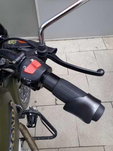 Sepeda Motor Sepeda Motor Menangani Throttle Pengisian Bahan Bakar Stang Klip Cruise Bantuan Clamp untuk Suzuki S TL1000 Kawasaki Ninja 650R ER6F
