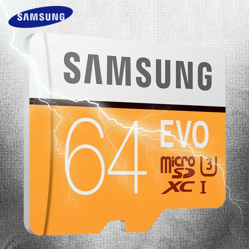 SAMSUNG Memory Card 128GB 64GB 32GB 16GB 8GB 256GB 100Mb/s Micro SD Card Class10 U3 Microsd Flash TF Card for Phone SDHC SDXC samsung micro sd card 16gb 32gb 64gb 128gb 256gb 100mb s flash memory card tf card with mini sdhc sdxc class10 u3 free adapter