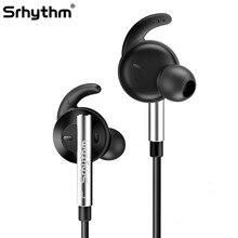 Aktiv brusreducering Bluetooth Trådlösa hörlurar In-Ear Sport Hifi ANC djup bas Stereo-headset med mikrofonrytm