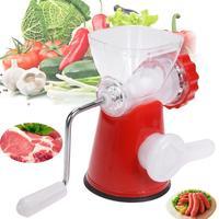 متعددة الوظائف اللحوم المفرمة الفولاذ الصلب بليد الرئيسية دليل اللحوم الخضروات التوابل طاحونة آلة الطبخ مطبخ أداة المنزل