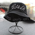 Fshion Unisex Bucket  Hat Adult Men Women Hip Hop Caps Fishing Hat Free Shipping