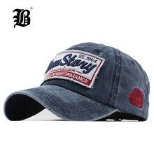 [FLB] модная бейсбольная Кепка с вышивкой, бейсболка для мужчин и женщин, хлопковые повседневные сетчатые кепки, Кепка-унисекс, F118