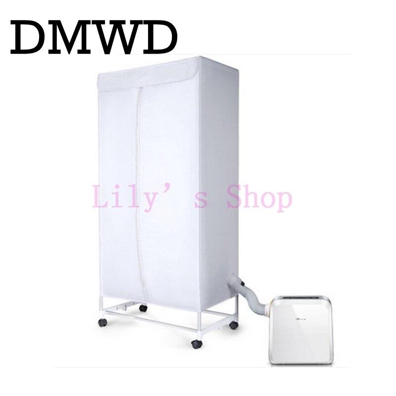 Mini portatile Multifunzionale asciugatrice lavanderia asciugatrice pieghevole del bambino del panno essiccatori macchina deumidificatore caldo UE spina DEGLI STATI UNITI