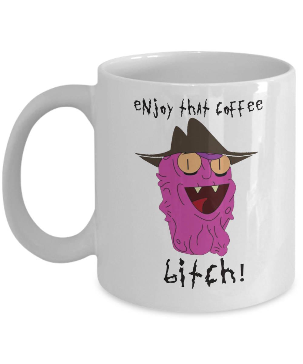 Rick And Morty Coffee Travel Mug