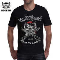 2017 Rocksir The Band Series Men S T Shirt The Motorhead Classic Ablum Bad Magic And