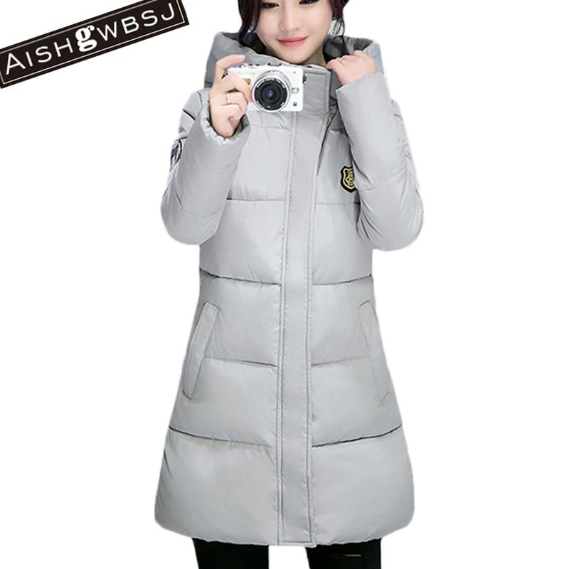 Aliexpress.com : Buy AISHGWBSJ plus size winter long