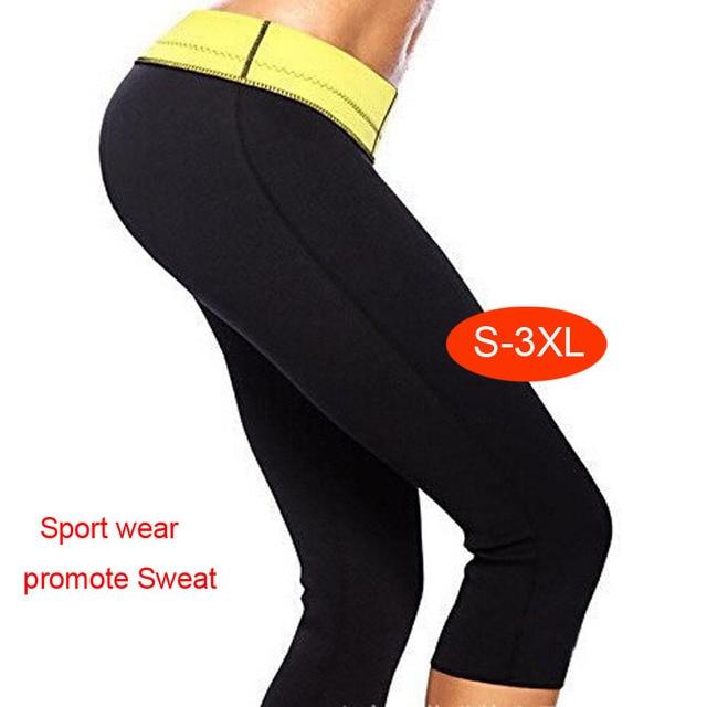Hot Sale Stretch Super Women Hot Control Panties Shapers Pant Neoprene Slimming Body Shaper Promote Sweat