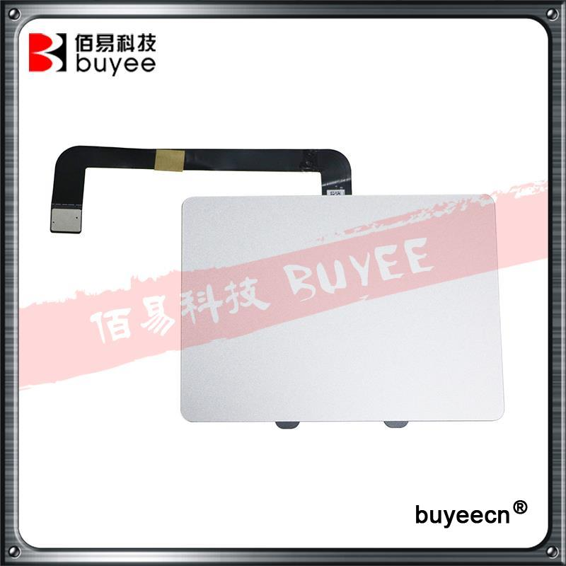 Genunie New A1286 Touchpad 2009 2010 2011 2012 For MacBook Pro 15 Unibody Trackpad with Flex Cable 821-0832-A 821-1255-A Tested эдуард кубенский мария рявина pro expo интерьеры среднего урала 2011 2012