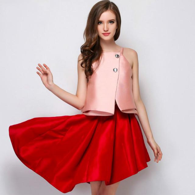 Pista Tanque Das Mulheres Tops Curtos Diamante Rosa Fora Do Ombro Verão Feminino New Aptidão Sexy Camis Moda O-pescoço Tops da Senhora Tees