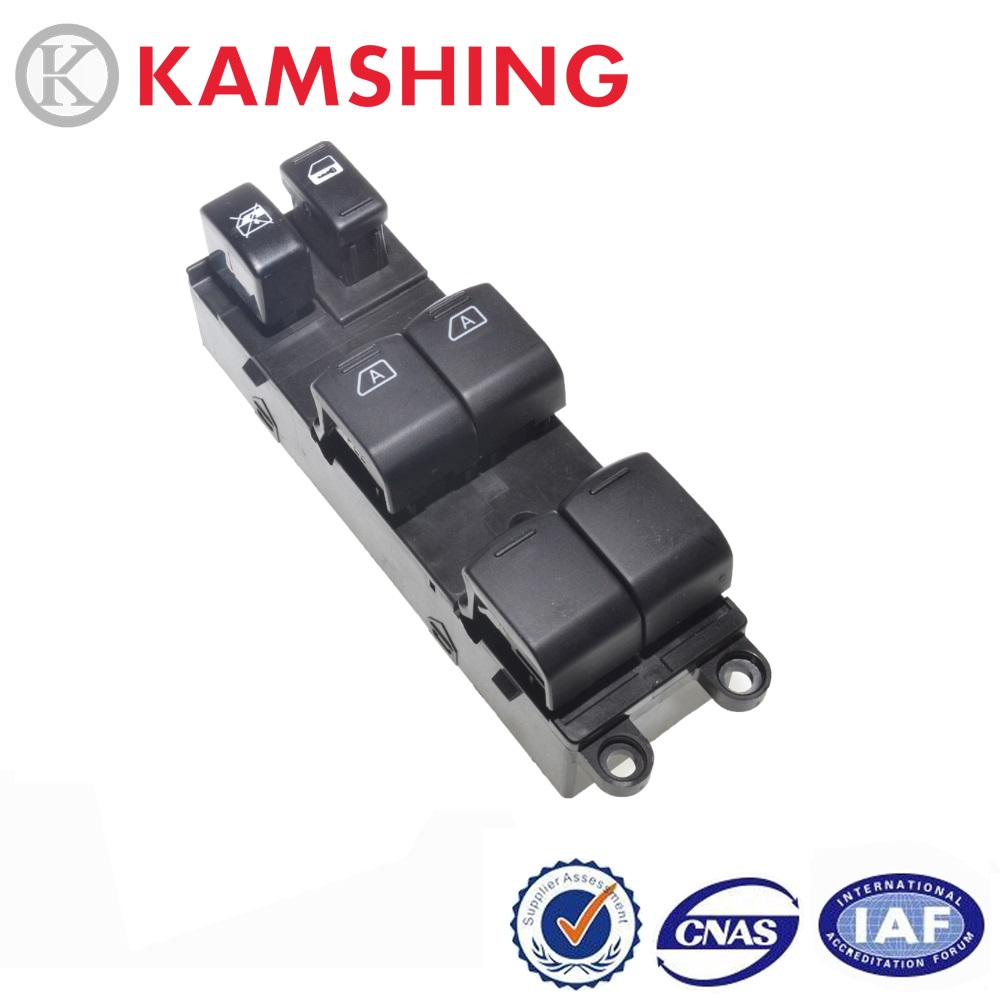 Intelligent Window Coser Back To Search Resultsautomobiles & Motorcycles Reliable Electric Car Power Window Switch For Nissan Altima 2007-2012 25401-zn40a 25401-zn40c Oem Auto Window Master Switch Modern Techniques