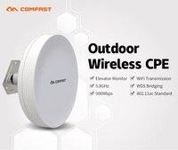 COMFAST открытый Беспроводной WI FI Extender Ретранслятор Телевизионные антенны AP 5.8 Г 900 м Открытый CPE маршрутизатор WI FI мост точка доступа AP маршрути