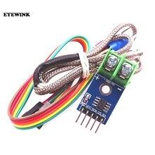 10pcs MAX6675 K טמפרטורת חיישן טמפרטורה 0 800 מעלות מודול