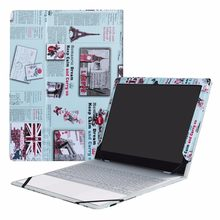 "Case For 12.3"" Google Pixelbook (12.3 Inch HD IPS Touch) Laptop PU Leather Folding Stand 2in1 Cover(China)"
