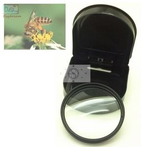 Image 1 - 37 46 49 52 55 58 62 67 72 77mm Perto up + 8 Macro Lens Filtro Para Câmera Canon Nikon Pentax Lentes Close up x8