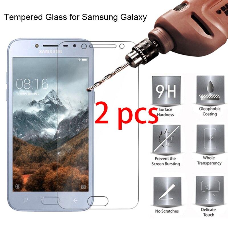 2 шт.! Закаленное защитное стекло для экрана Samsung S7 S6 S5 S4 Mini 9H HD для Galaxy S3 Neo S2 Защитные стёкла и плёнки      АлиЭкспресс