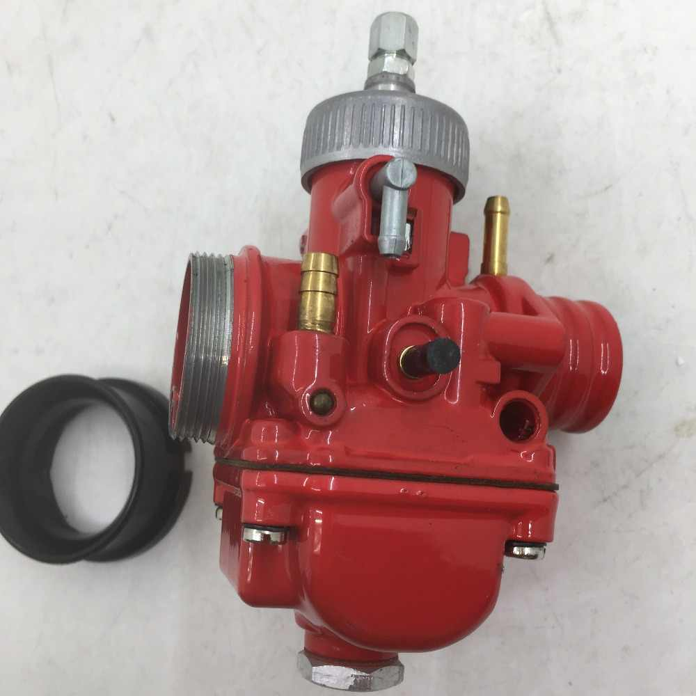 Detail Feedback Questions about SherryBerg RED carburetor