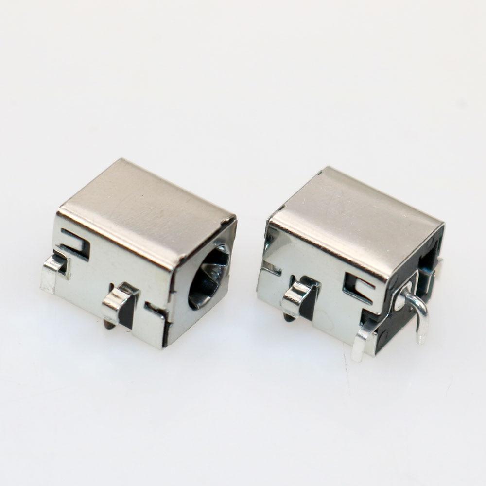 Image 3 - 50 pcs 2.5mm AC DC Power Jack conector para Asus A52 A53 K52 K53  X52 X53 X54 X55 X43 x42 U52 U30 U47 U50 Laptop tomada de carga  -