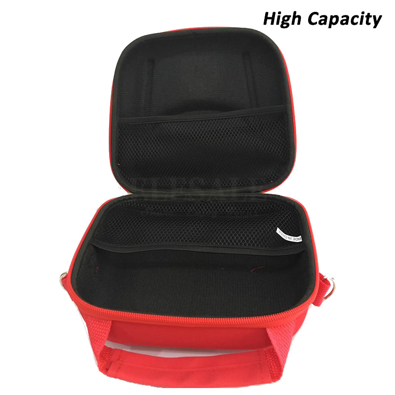 fa-bag09-3  Excessive High quality Dwelling Moveable Waterproof First Assist Package Crimson EVA Bag For Household Or Journey Emergency Medical Therapy HTB1vKkda1EJL1JjSZFGq6y6OXXaX