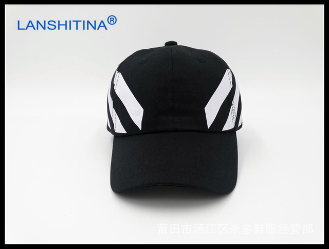 79d4bb628687d Dad Hats Baseball Cap off white brand snapback golf hats for men women hip  hop bone casquette de marque gorras touca chapeu
