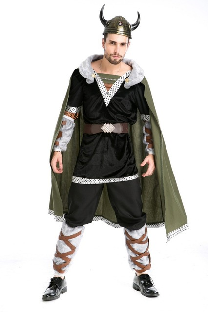 Adult Fantasia Deluxe Men Halloween Costume Viking Pirate Warrior Gladiator Costume Cosplay Outfit Party Playsuit  sc 1 st  AliExpress.com & Adult Fantasia Deluxe Men Halloween Costume Viking Pirate Warrior ...