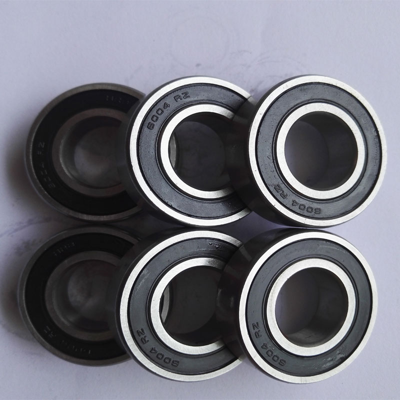 1 pieces Deep groove ball bearing 6016RS 6016 2RS 6016-2RS  6016-2RZ 6016RZ size: 80X125X22MM 100pcs 6700 2rs 6700 6700rs 6700 2rz chrome steel bearing gcr15 deep groove ball bearing 10x15x4mm