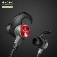 Baseus מותג מקצועי אוזניות wired אוזניות וו אוזן עבור iPhone 6 7 ouvido דה fone עבור אפל 7 דיגיטלי סטריאו אוזניות