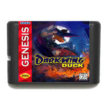 Darkwing Duck 16 bit SEGA karta gry md dla SEGA mega drive dla Genesis(China)