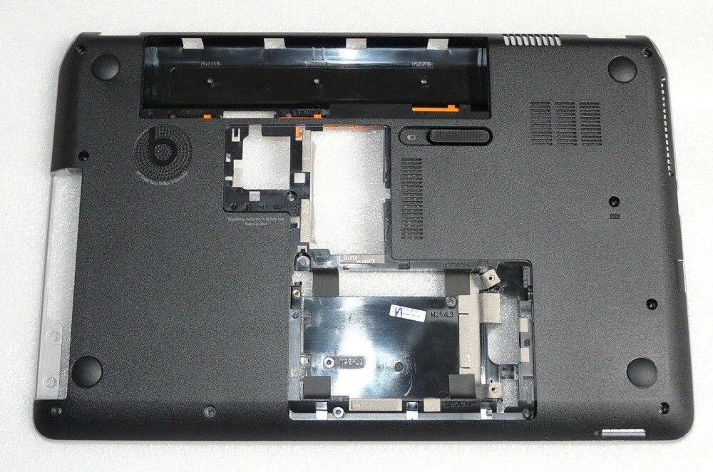 New Original For HP Pavilion Envy DV6 DV6-7000 Bottom Base Case Cover D Shell 707924-001 new laptop base bottom case d cover for hp for envy6 envy 6 1000 bottom base without hdmi ap0ql000600 690197 001