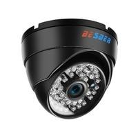 BESDER Full HD 1080P Hi3516C IMX291 IP Camera P2P ONVIF Motion Detection Metal Outdoor Waterproof CCTV Security Camera XMEye App Surveillance Cameras