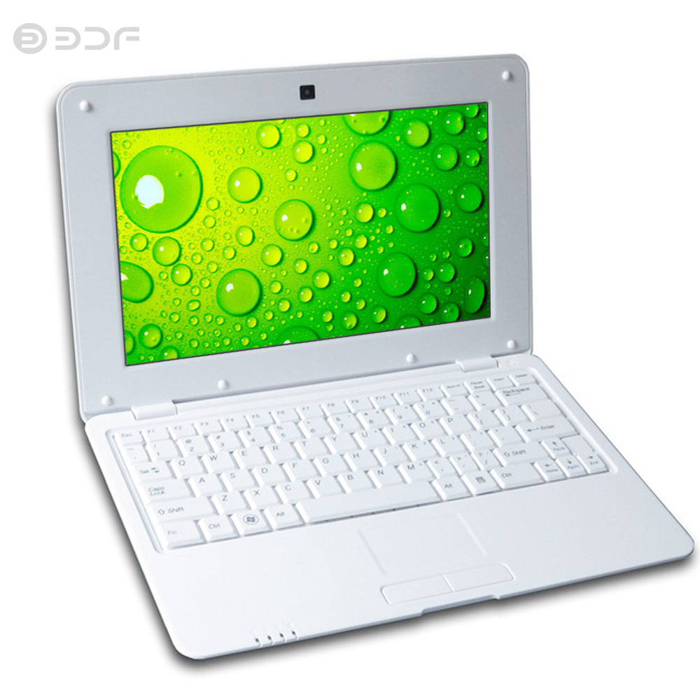 10.1 pouces Portable ordinateur Portable Android 6.0 ordinateur Portable Quad Core tablette pc Wi-fi Mini USB micro sd Netbook clavier souris tablettes